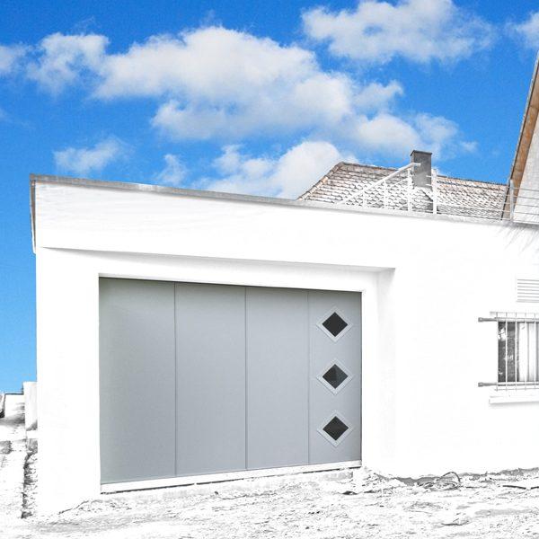 Quel est le prix d'une porte garage ?